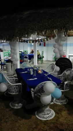 El Eden Hotel: LOCATION COMPLEANNO