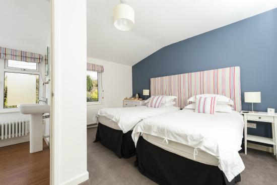 Chillington House: Twin or Superking room
