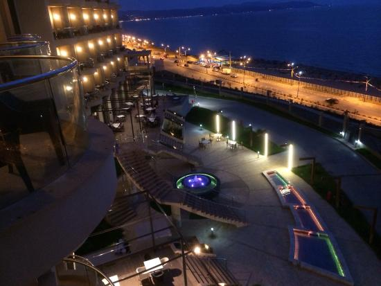 Royal tulip skikda hotel alg rie voir les tarifs 84 for Chambre de commerce skikda