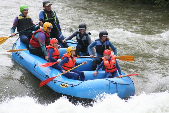 Rafting Schladming