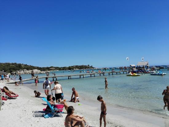 Residence Blue Marine : Spiaggia di Santa Giulia