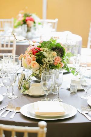 Banchan A La Carte Beautiful Table Setting & Korean Wedding Table - Picture of Banchan A La Carte Los Angeles ...