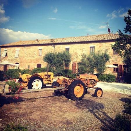 Agriturismo Podere Il Moro: drie appartementen