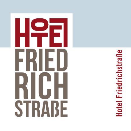 Hotel Friedrichstrasse: Logo