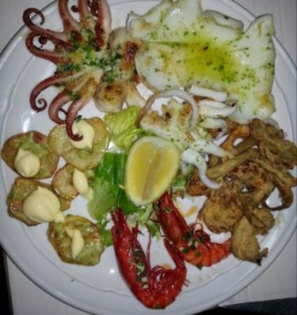 Tapas - Picture of Bar Restaurant Claret, Terrassa - TripAdvisor