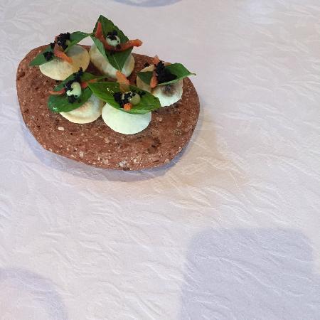 L'Olivier Restaurant: amuse-bouche
