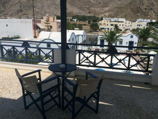 Top of the Greek self catering