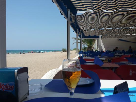 Resultado de imagen de restaurante quesada platja