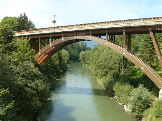 Club Appartement-Hotel am Kreischberg : Europe bridge in St. Lorenzen
