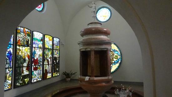 Chiesa di Santa Croce (Teofilo Folengo)