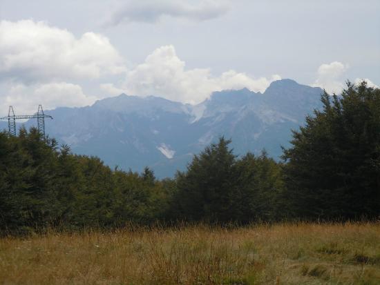 Passo di Pradarena, Ligonchio