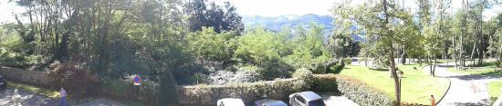 Castillo del Bosque la Zoreda: Vistas