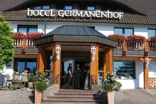 Steinheim, Niemcy: Hotel Restaurant Germanenhof