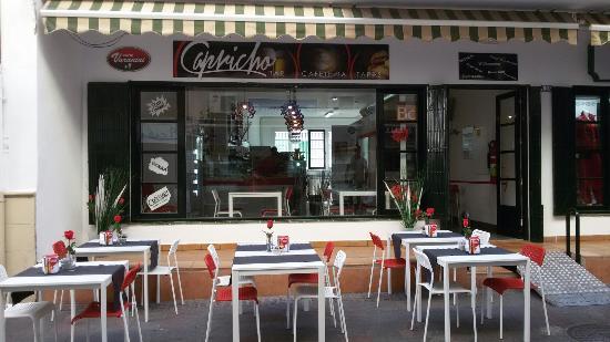 Bar cafeteria tapas Capricho