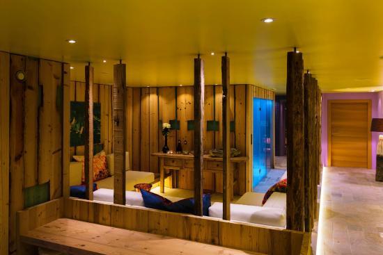 Das Posthotel: DasPosthotel- neue Saunalandschaft