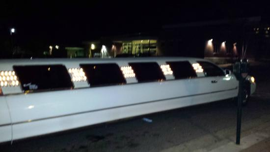Holiday Inn Express Hotel & Suites Petoskey : Our ride to dinner
