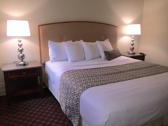 Recently Updated Guest Room at Midway Inn