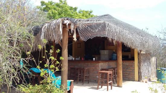 Baja Bungalows: Outdoor kitchen