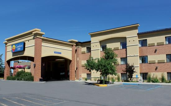 Comfort Inn of Butte: Newly Remodeled Exterior