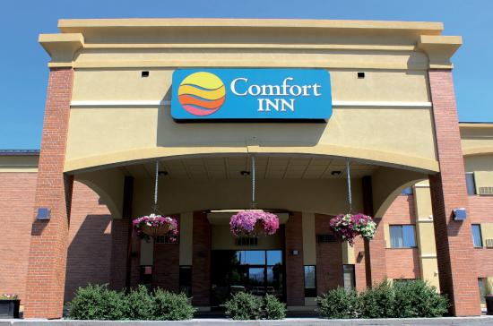 Comfort Inn of Butte: Welcome!