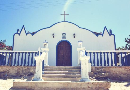 Posada Ranchito Power: Iglesia