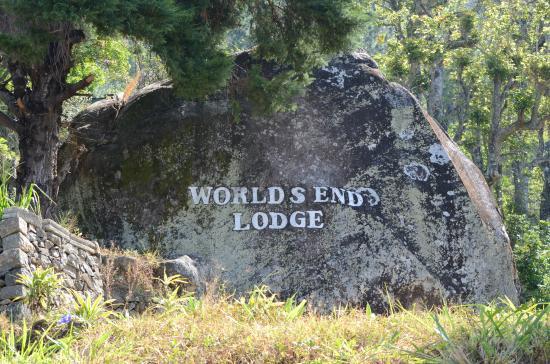 World's End Lodge: WEL