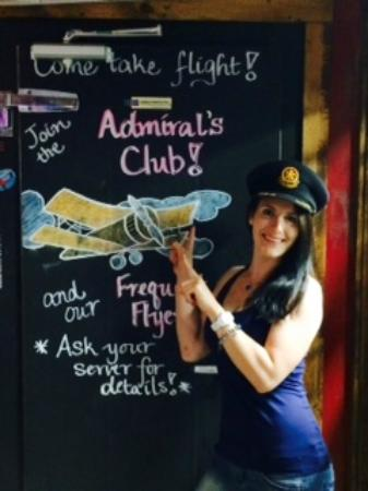 Barrie, Canadá: Join our Admirals club and reap the rewards!