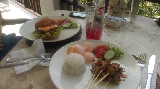 Sunset Hill: Mittagessen