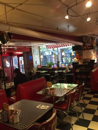 Planet Java Diner 5 Star Breakfast In Pioneer Square