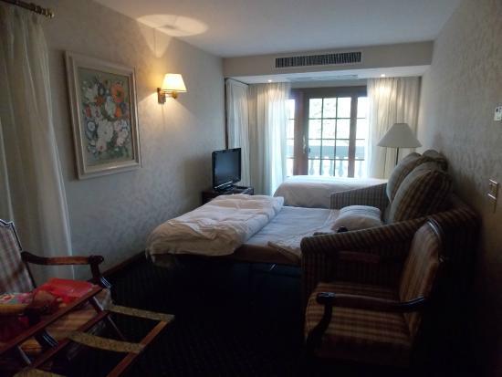 Barradas Parque Hotel & Spa: Habitación