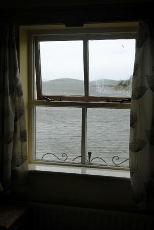 The Waterside Bed & Breakfast : View from the room