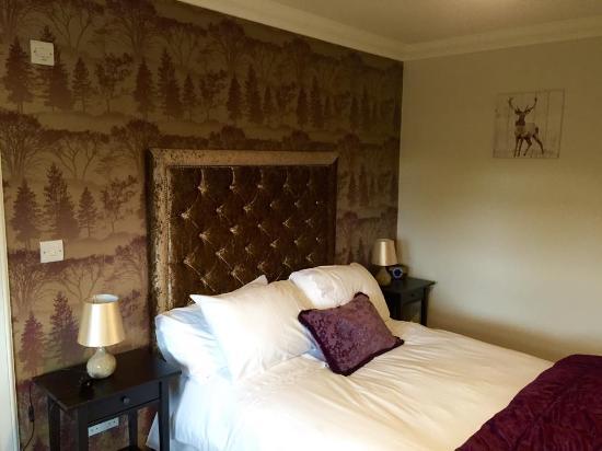 Leadburn Inn: Double Room