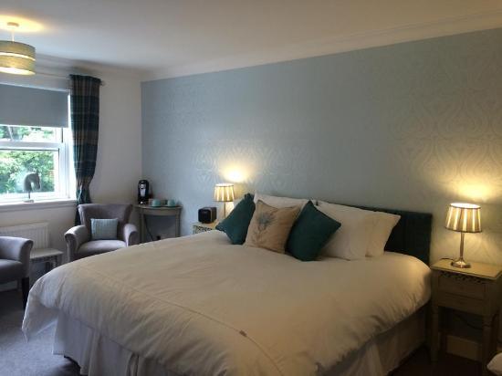 Leadburn Inn: Double/Family/Quad Room
