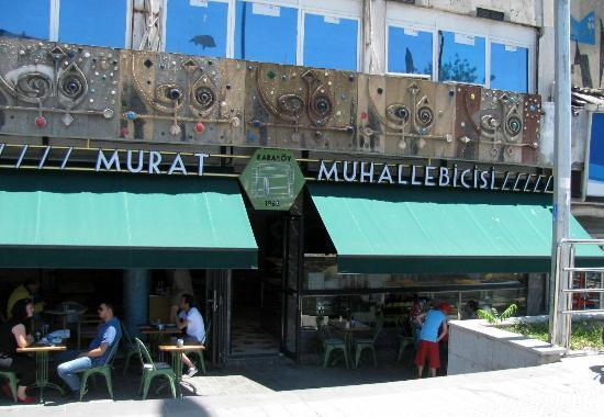 Murat Muhallebicisi