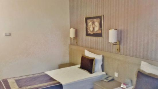 Sergah Hotel: Chambre