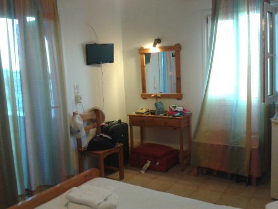 Villa Firostefani: CAMERA