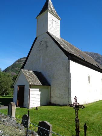 Eidfjord Kirke