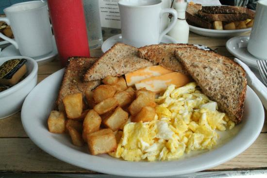 Hacketts Cove, Canadá: Breakfast