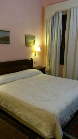 Villa Crispi: Habitación