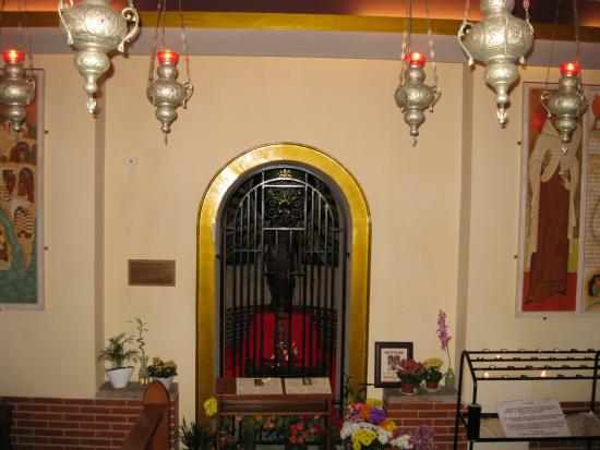 Shrine of St Jude