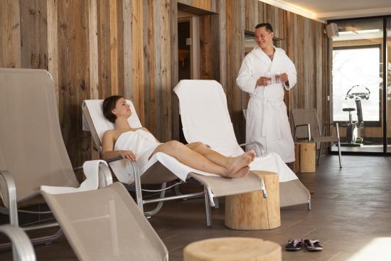 Explorer Hotel Berchtesgaden: Ruhebereich