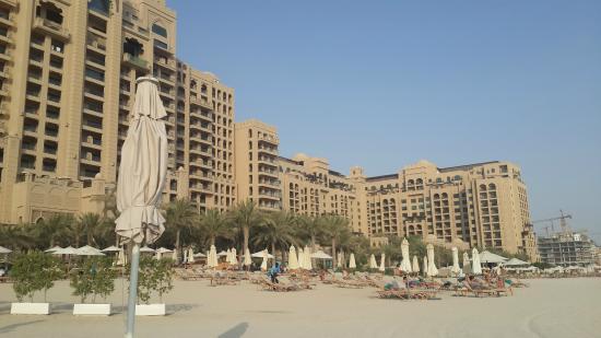 Fairmont The Palm, Dubai: Hotel