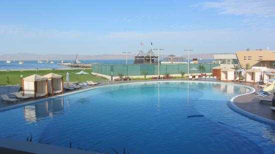 Muelle del hotel - Picture of Aranwa Paracas Resort & Spa ... - photo#15