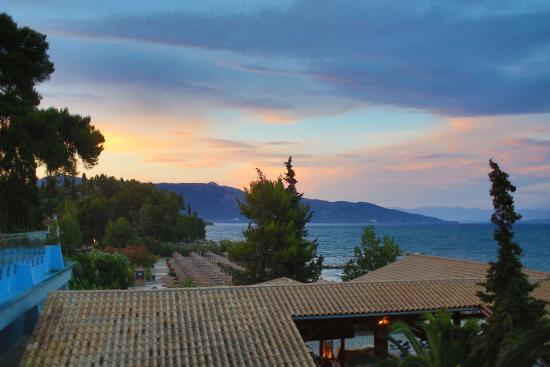 Kontokali Bay Resort and Spa: Вид