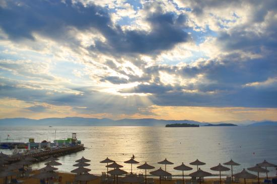 Kontokali Bay Resort and Spa: Вид из номера