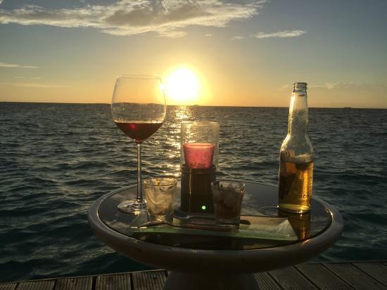 PER AQUUM Niyama Maldives: puesta