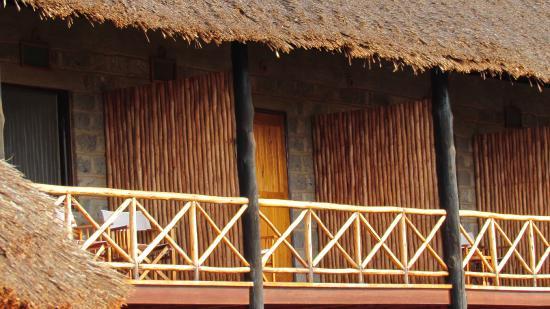 Ngutuni Safari Lodge: Our room