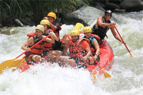 H2O Fluvial rafting savegre - picture of h2o adventures, manuel antonio