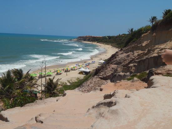 Amor Beach: Vista da Praia do Amor