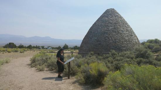 Ward Charcoal Ovens State Historic Park: Seeing the light...